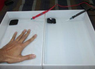 Iontophoresis Device