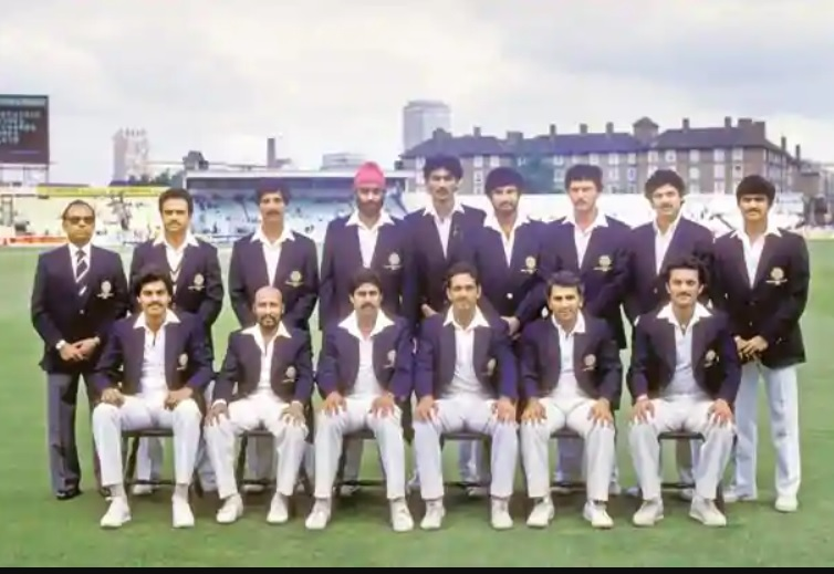 1983 World Cup Indian team