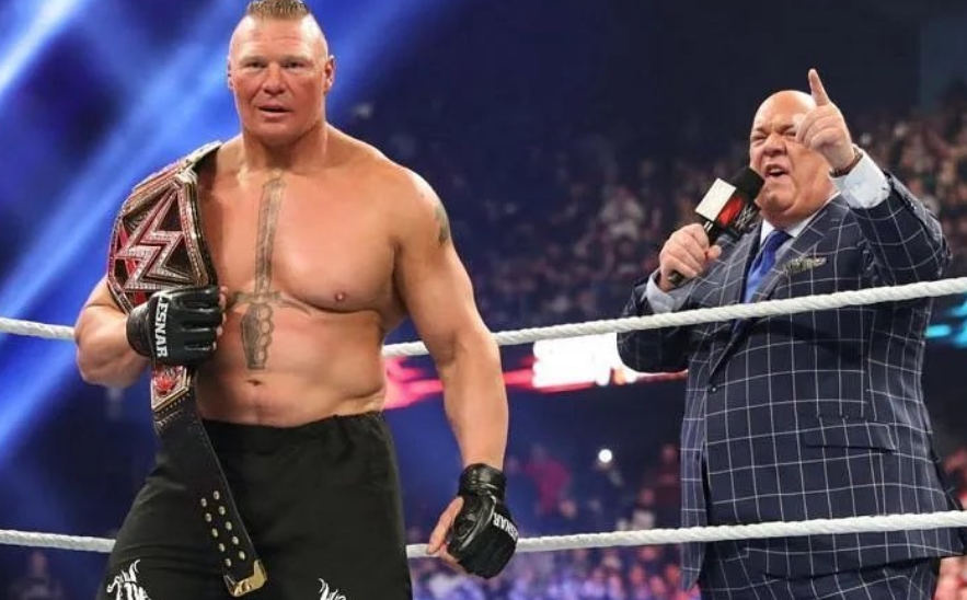 Brock Lesnar return to WWE