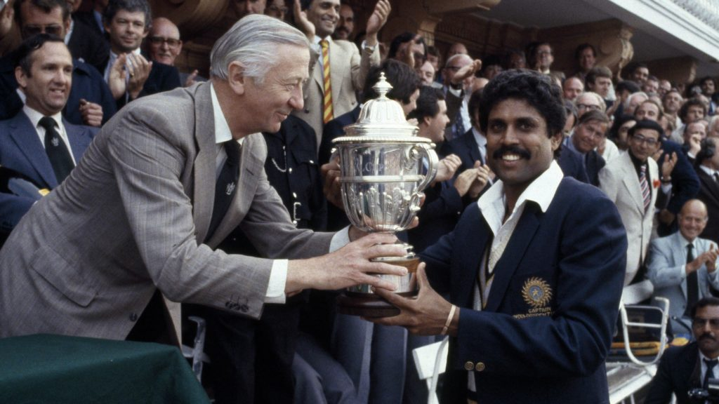 India world cup 1983