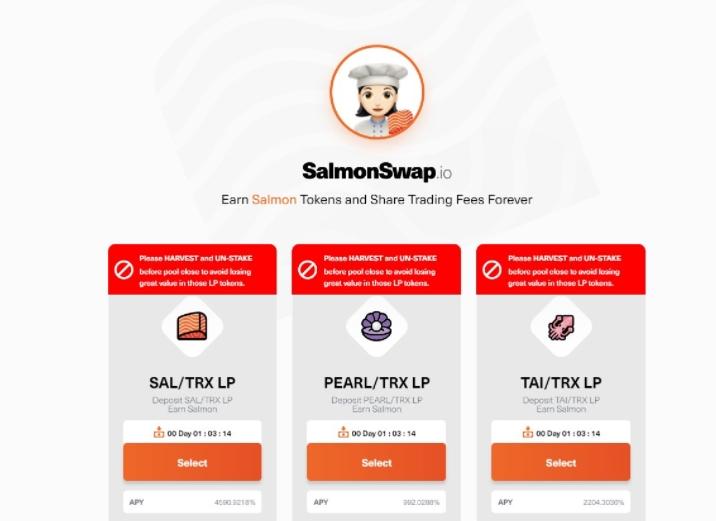 Salmon (SLM)