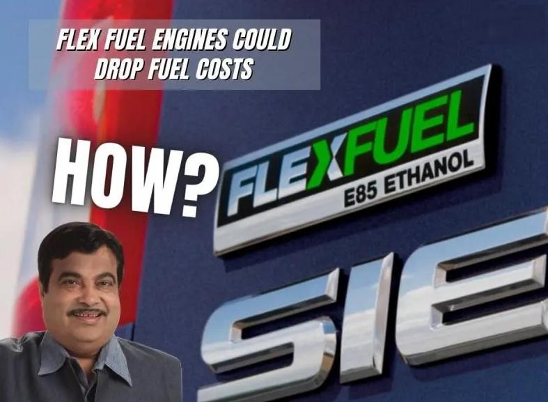 flexible fuel vehicle in india